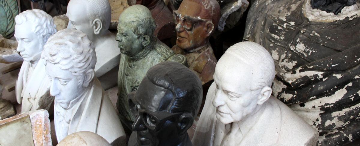 Hospital de Estatuas - Buenos Aires