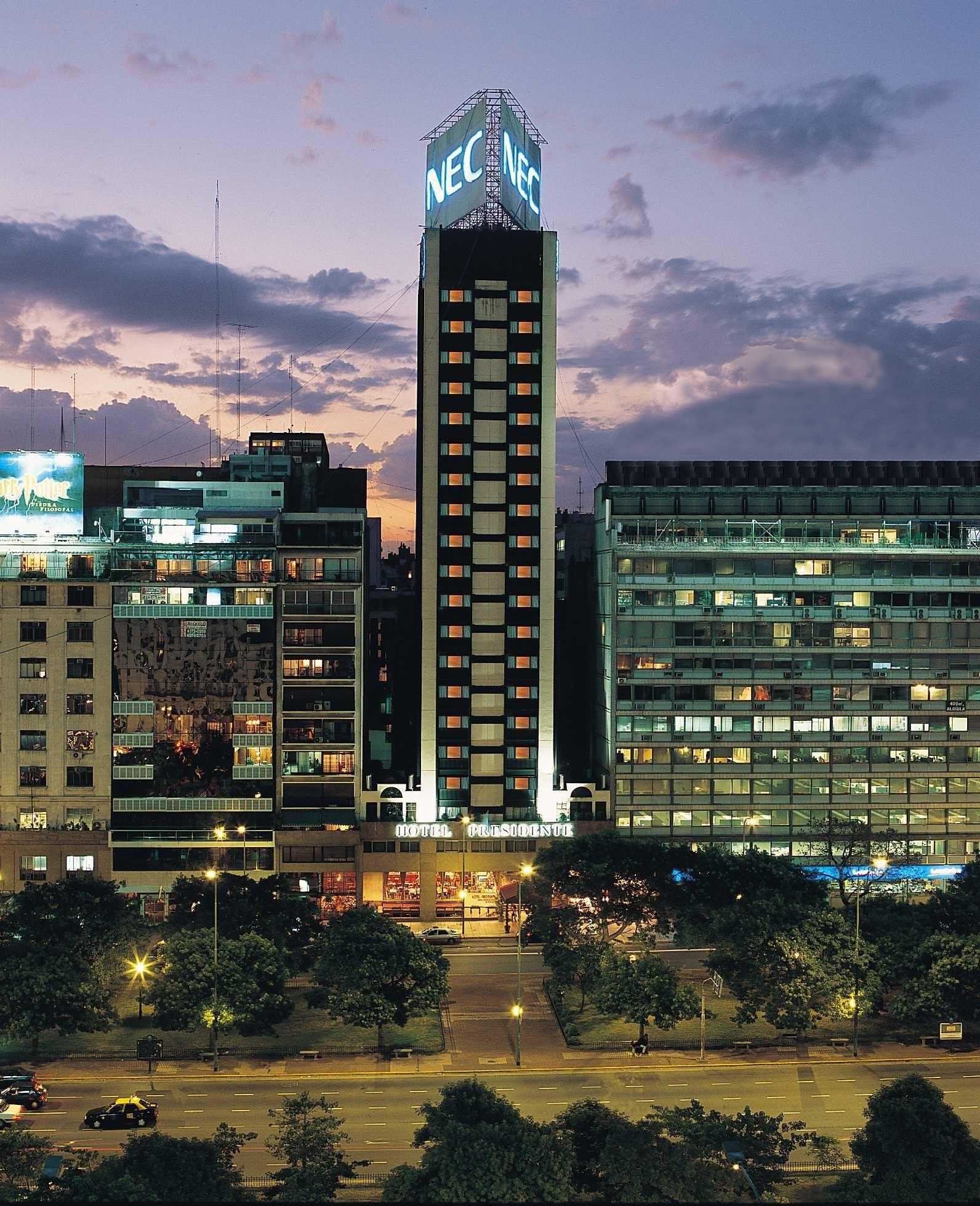 Hotel Presidente Sitio Oficial De Turismo De La Ciudad