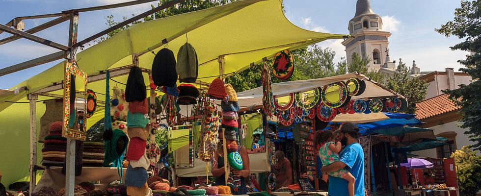 Feria Plaza Francia Sitio Oficial De Turismo De La