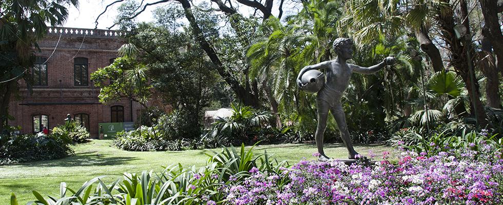 Jard n bot nico sitio oficial de turismo de la ciudad de for Jardin botanico de liubliana