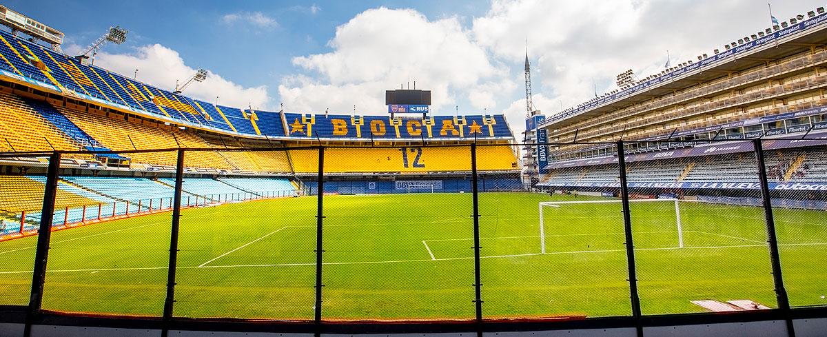 7ae2aaab3 Boca Juniors'