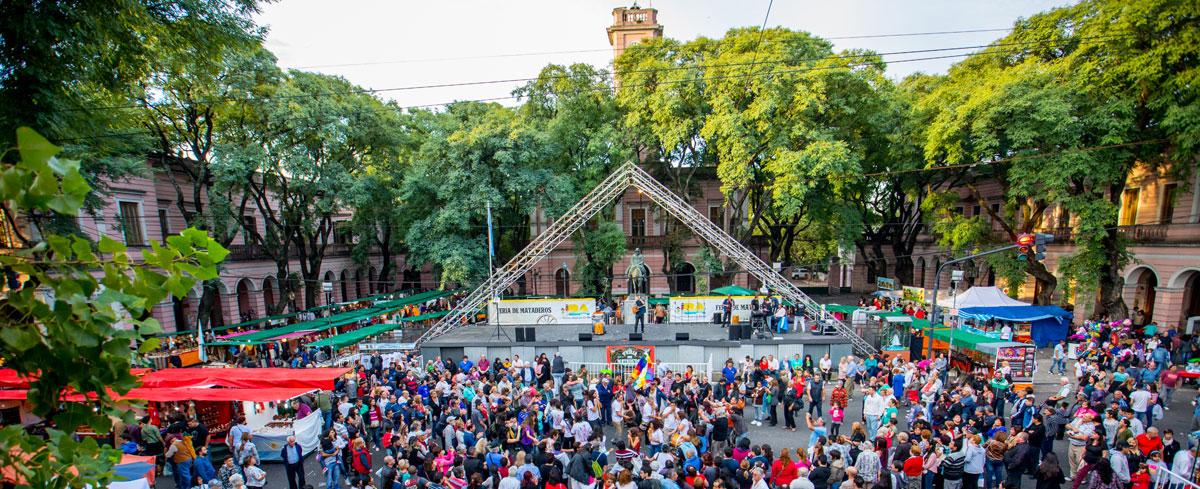 Feria De Mataderos Sitio Oficial De Turismo De La Ciudad