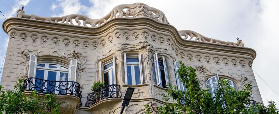 Arquitectura art nouveau sitio oficial de turismo de la Art nouveau arquitectura