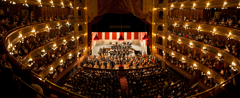 Guided Tours Of The Teatro Colon Official English Website For The