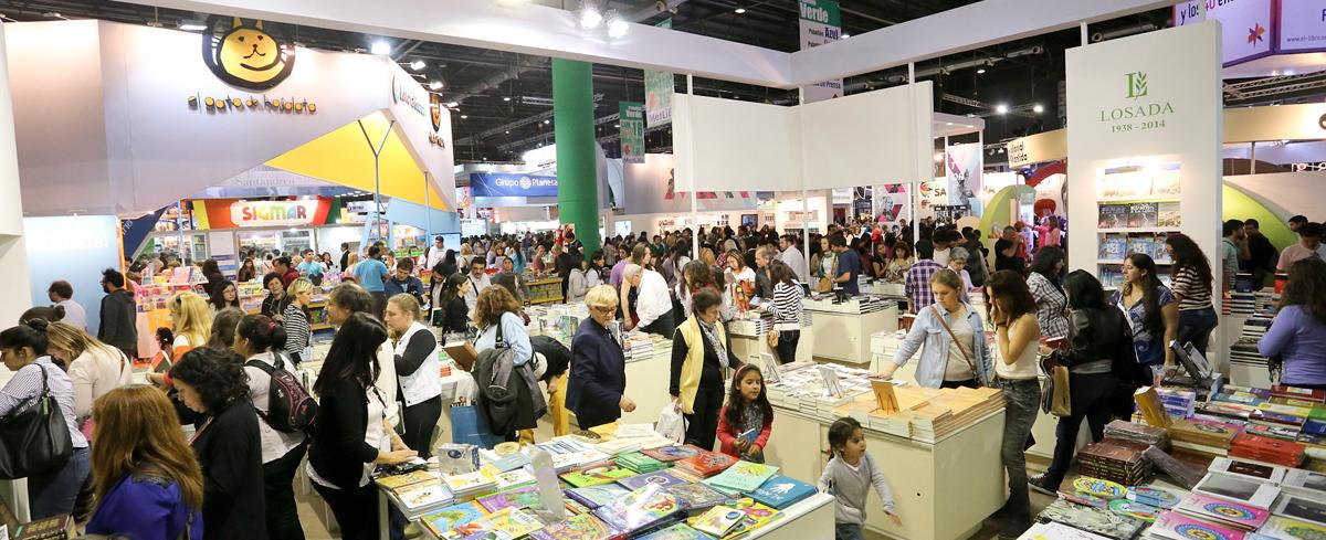 Resultado de imagen para Feria del libro Buenos Aires