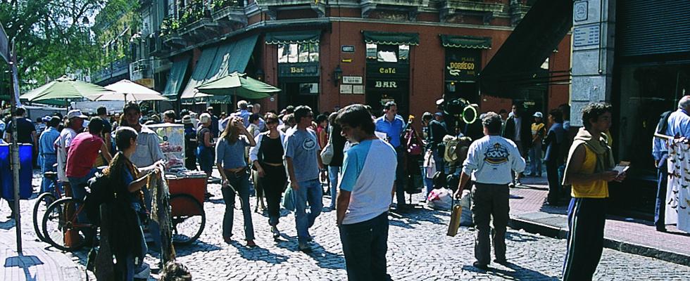 Indec Que Trabaja Ii Semanta Santa En Buenos Aires