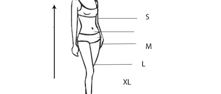 b618d6c10687 Estas são as equivalências em tamanhos e medidas de roupas e sapatos.  Camisetas