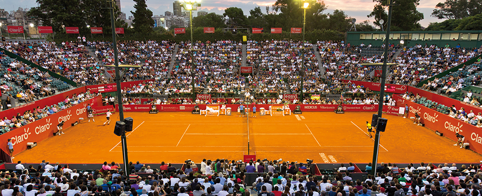 Tennis   Official English Website for the City of Buenos Aires