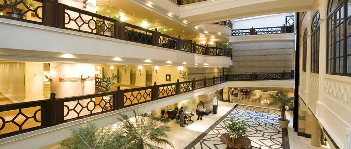 Hotel panamericano sitio oficial de turismo de la ciudad for Piso 9 del hotel madero