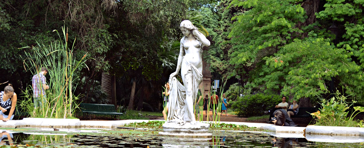 Botanical Garden | Official English Website for the City of Buenos Aires