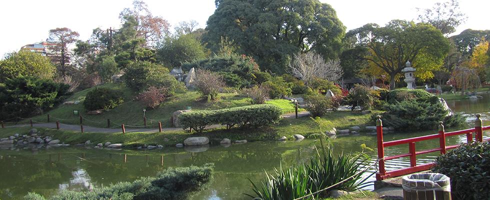 Jard n japon s sitio oficial de turismo de la ciudad de for Jardin japones