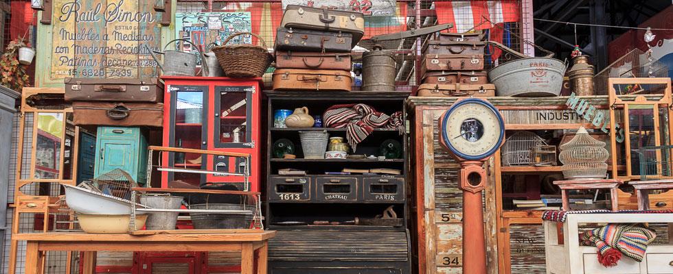 Mercado De Pulgas Sitio Oficial De Turismo De La Ciudad