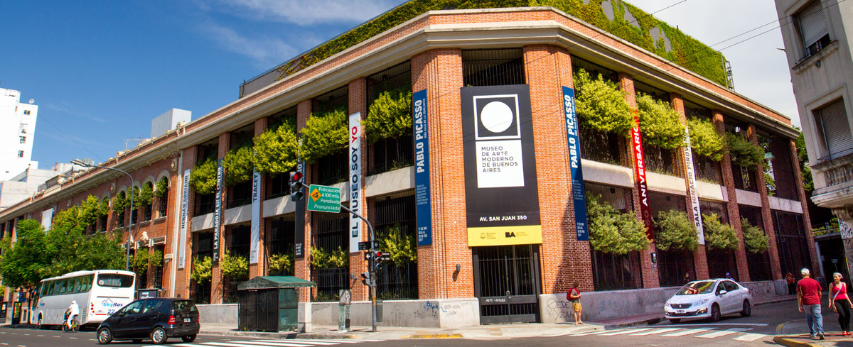 Museo.Buenos Aires Museum Of Modern Art Official English Website For The