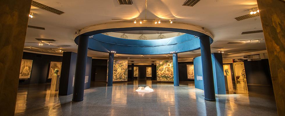 Resultado de imagen para Museo de esculturas Luis Perlotti: almagro