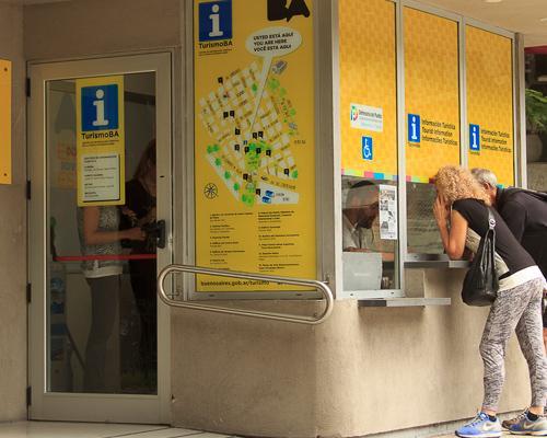 Tourist Assistance Centers