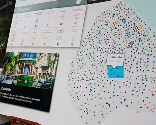 Descubrí los 48 barrios porteños