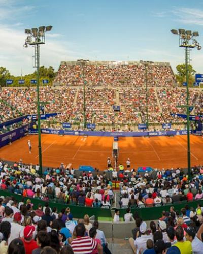 ATP World Tour: Argentina Open tennis tournament