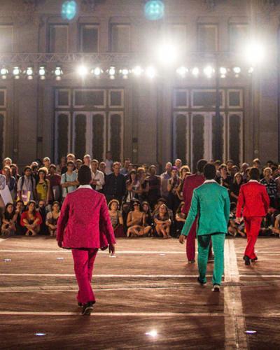 Ciudanza | Danza en paisajes urbanos