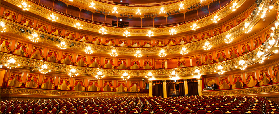 Image result for Theatres buenos aires