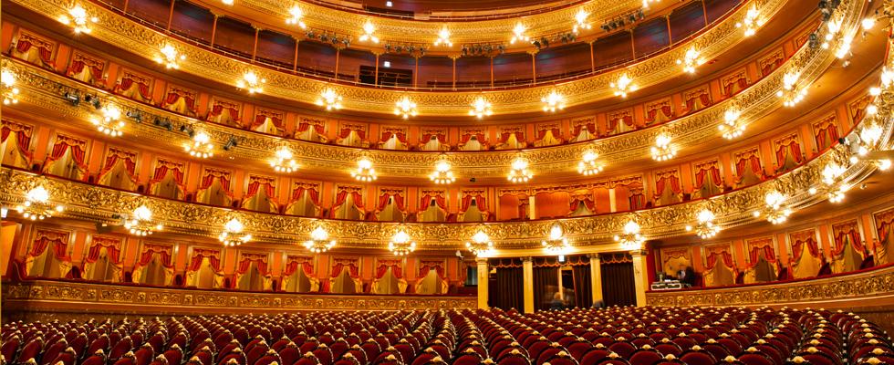 نتیجه تصویری برای Teatro Colon